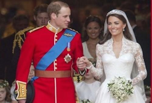 Qualcuno sostiene che il vestito da sposa di Kate Middleton d4c4b51dfe4