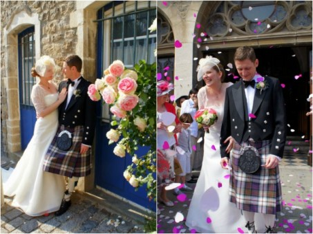Tendenze matrimonio: lo sposo in kilt!