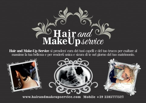 Wedding Hair and Makeup Service Italy sarà presente a Tutto Sposi Firenze