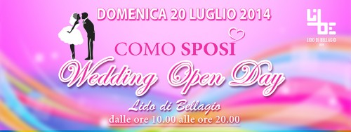 Como Sposi presenta Wedding Open Day