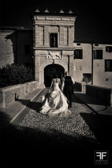 Matrimonio in Villa