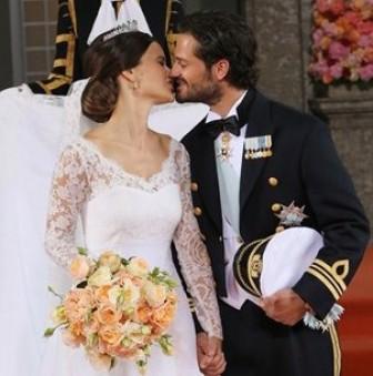 """1f8490c405e6 Il sogno Sofia e Carl  quando il vero amore non conosce protocolli ed  etichette. """""""