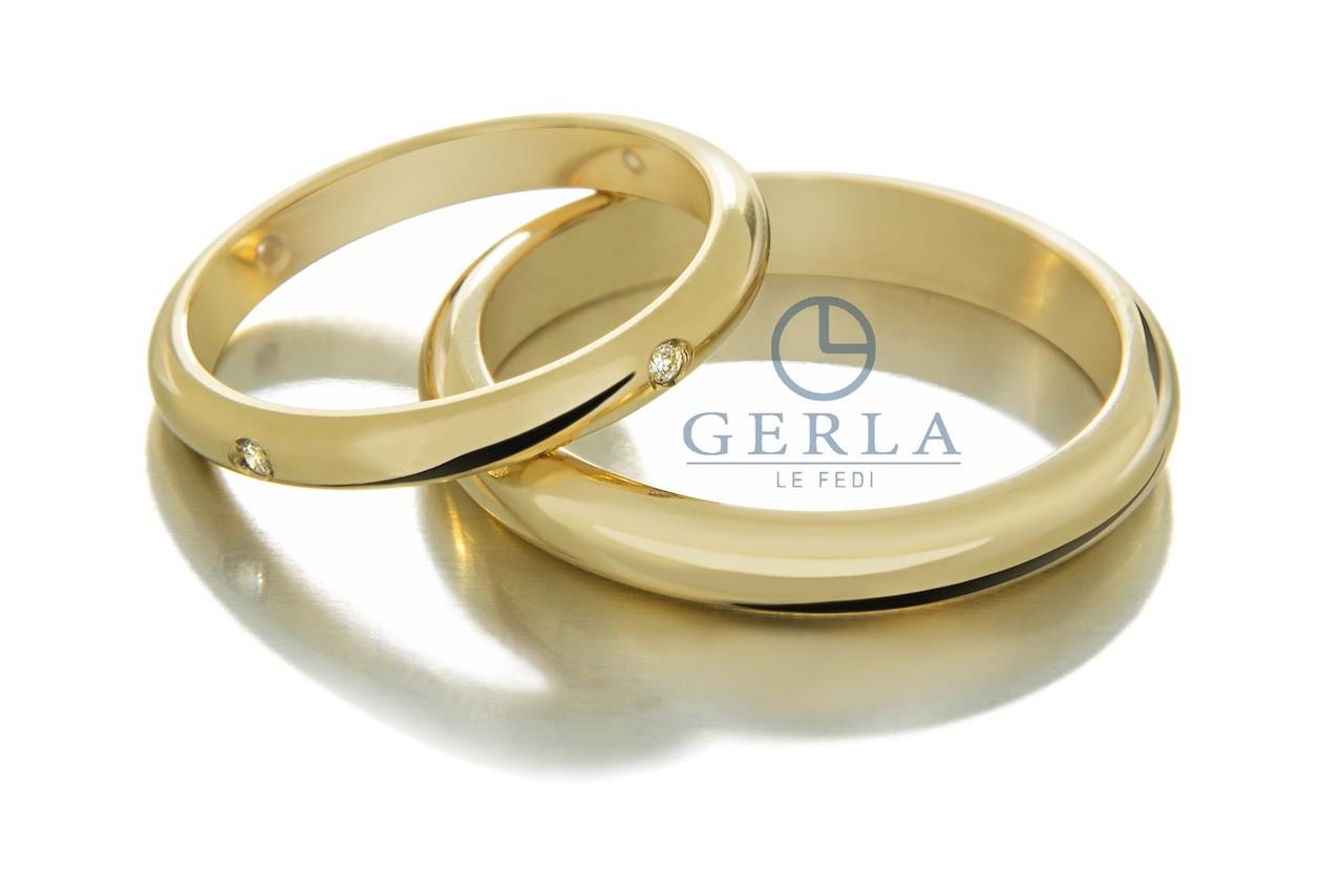 Matrimonio In Italiano : Fedi nuziali gerla migliore collezione inspiration sul