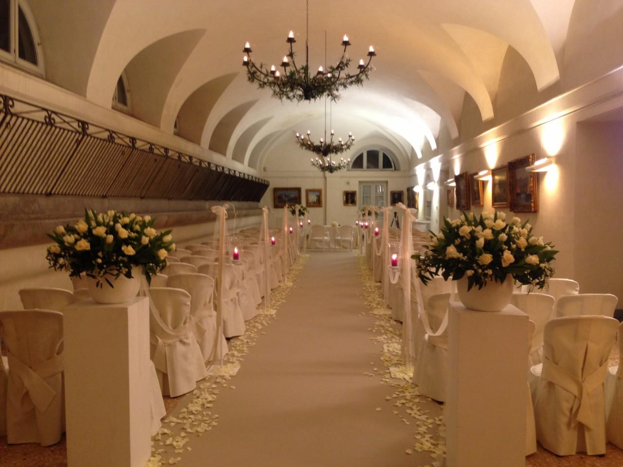 Villa Zanchi per Matrimonio Italiano